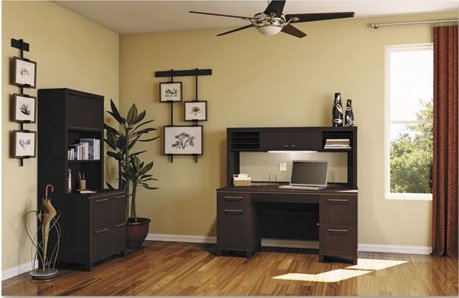 HOME OFFICE DESIGN 48 TIPS FOR CREATING THE PERFECT HOME OFFICE Enchanting Functional Office Design