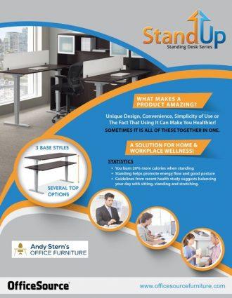 COE Standup Catalog 2016