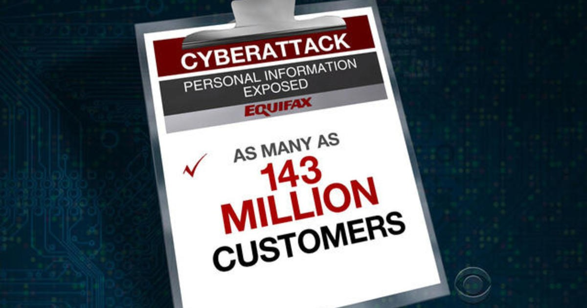 Best option for equifax data breach